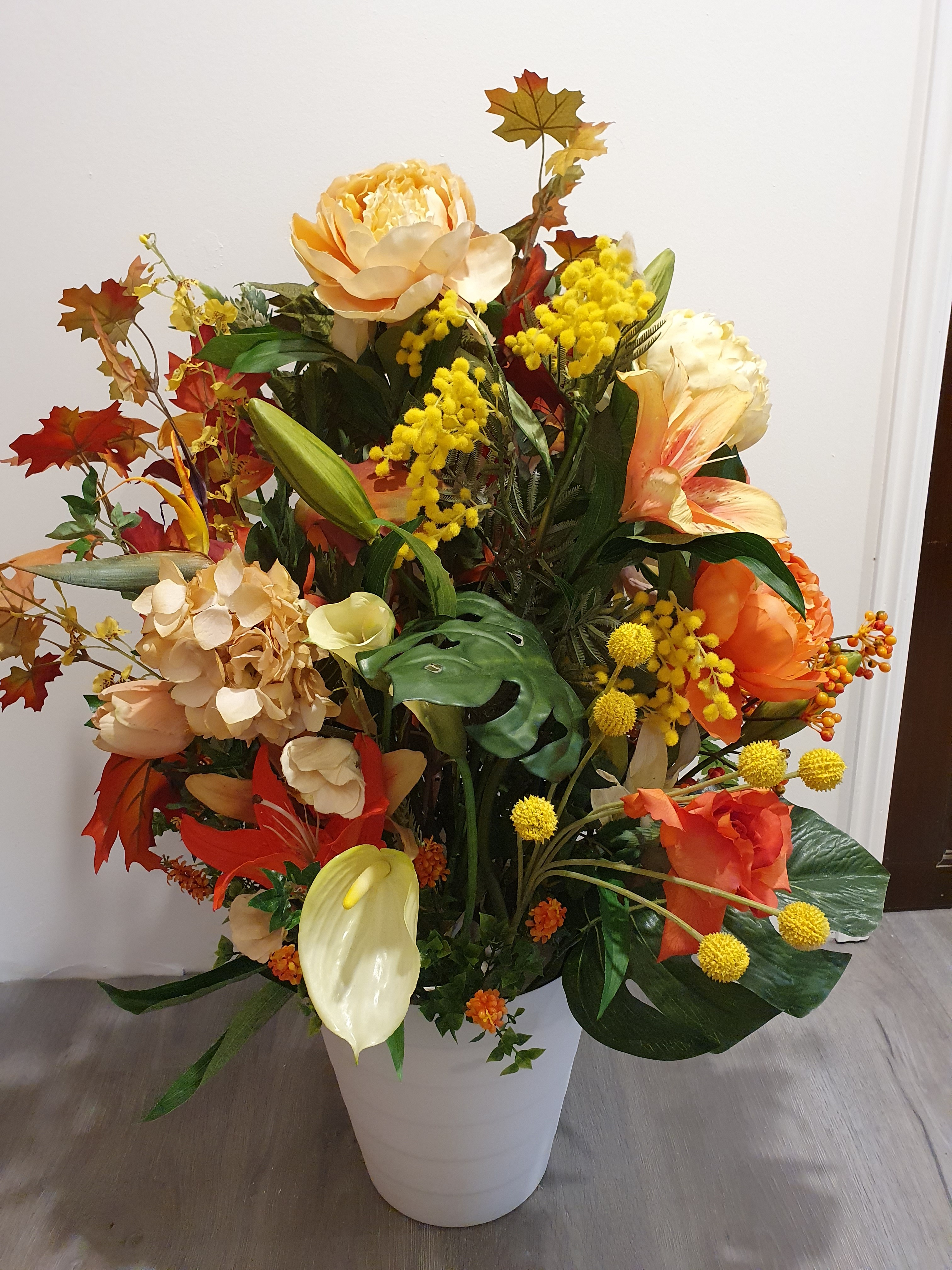 Large Flower $79